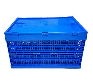 plastic collapsible boxes